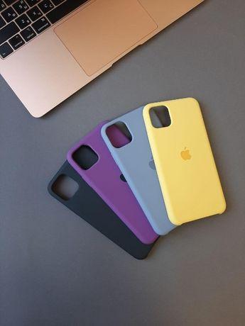 Чехол Silicone Case для iPhone 8/8+/X/Xr/Xs/Xs max