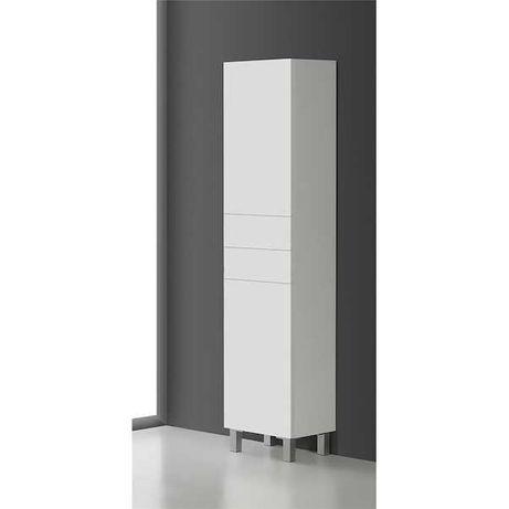 Armário branco alto wc - Leroy Merlin