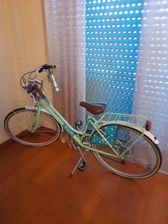 Bicicleta Pasteleira Smi-Nova