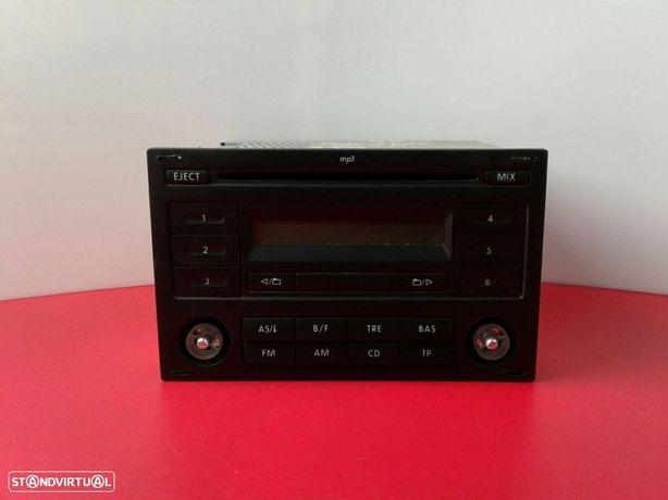 Auto-Rádio (Cd) Volkswagen Polo (9N_)
