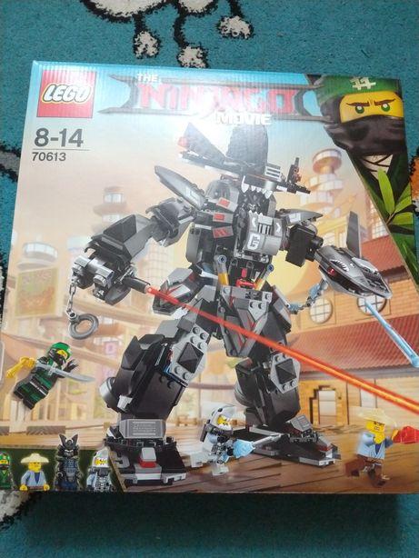 LEGO Ninjago Movie 70613 mechaniczny człowiek Garma