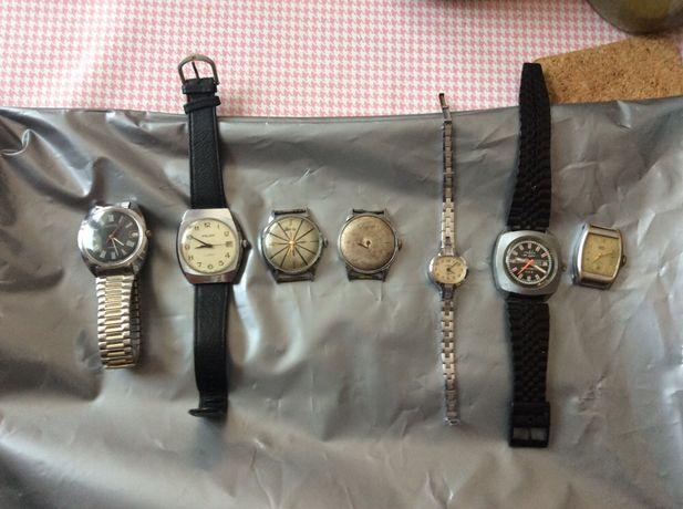 zegarki mechaniczne kolekcja