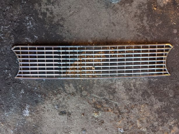 Сітка радіатора ВАЗ 21011, хром, реставрована