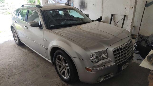Chrysler 300c 3.0 crd Magnum, xenon salon Polska