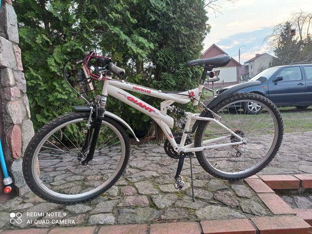 rower młodzieżowy odnowiony