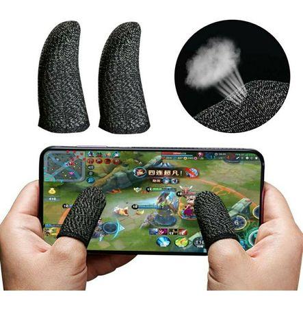 Nakładki na palce , rękawiczki 2 sztuki nowe