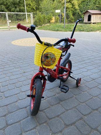 Rowerek dzieciecy roz 12