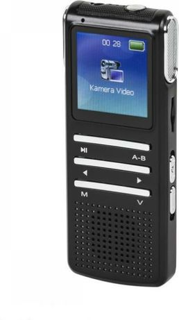 Dyktafon Kruger&Matz 8GB mp3 (KM0149)