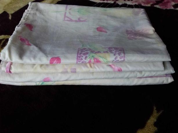 Продам двуспальное постельное белье
