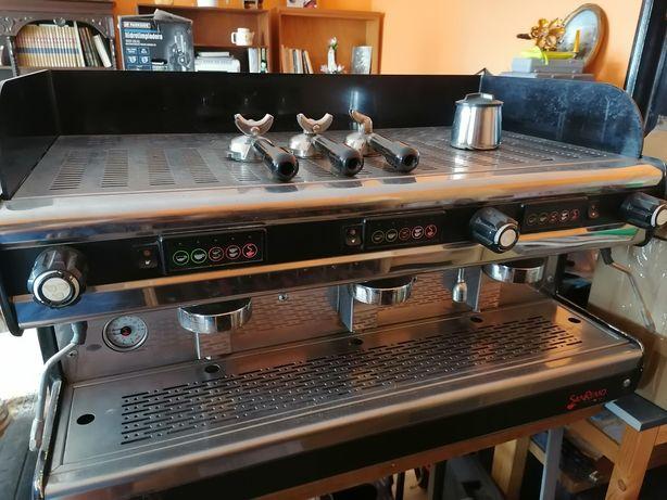 Máquina de café Sanremo - Falta de espaço