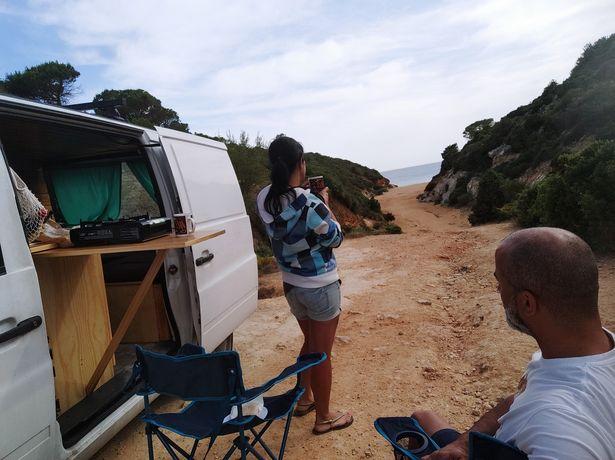 Campervan / Caravana / Autocaravana Mercedes Vito 110D