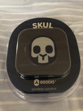 Coluna sem fios Bluetooth Goodis Novo na caixa