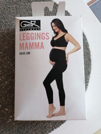 Leginsy ciążowe S/M