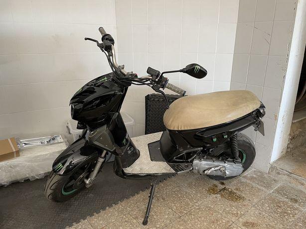 Yamanha slider 50cc