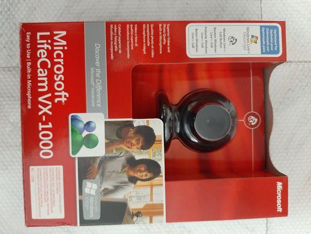 Webcam Microsoft - Livecam VX-1000