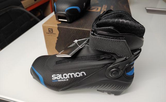 Buty do biegówek SALOMON S/Race Skiathlon Pilot, rozmiar 42, Wyprzedaż