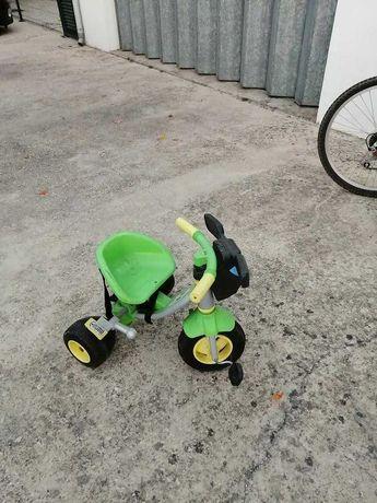 Triciclo para passeio (Com Capota)