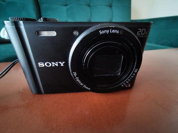 Doskonały aparat Sony Cyber-shot DSC-WX350