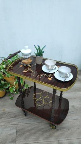 Carrinho de chá italiano