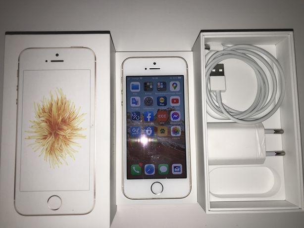 iPhone 32GB SE 1wsza generacja. Idealny. Kondycja baterii 88%