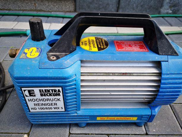 Myjka Elektra Beckum 100/650 Karcher Mosiężna pompa