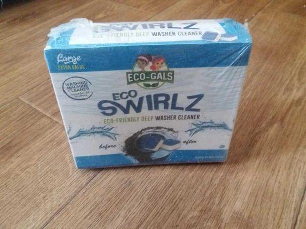 Антибактериальные ЭКО капсулы Eco Swirlz для стиральной машины