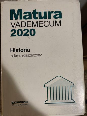 Matura Vademecum 2020 Historia zakres rozszerzony
