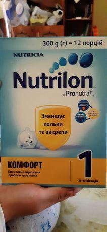 Nutrilon 1 Комфорт 300гр