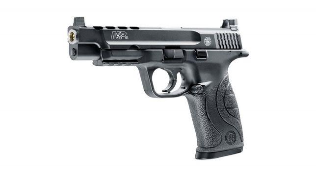 Pistolet wiatrówka Smith&Wesson M&P9L 4,5 mm BB CO2
