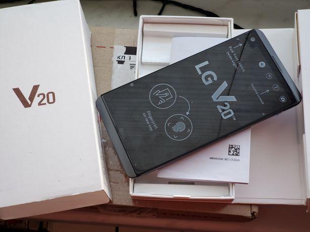 "LG V20 Gray H910 5,7"" IPS 2560x1440 64Gb ЦАП Snapdragon 820 Новий"