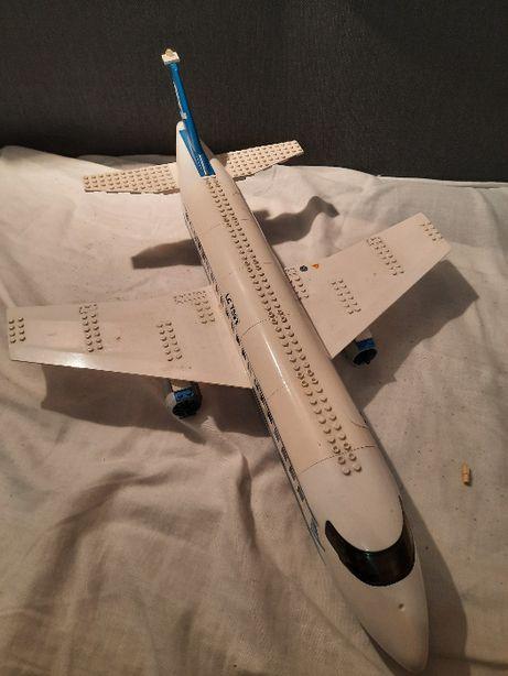 Duży samolot lego 7893