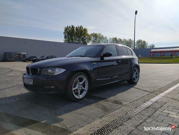 BMW 1 2009 2.0 D