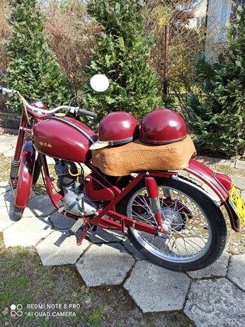 Motocykl WFM zabytkowy 1963