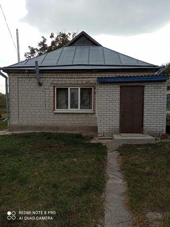 Продажа два дома с удобствами Ничипоровка Яготын трасса Киев-Харьков