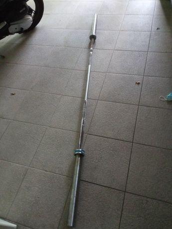 Barra olímpica 20 kg