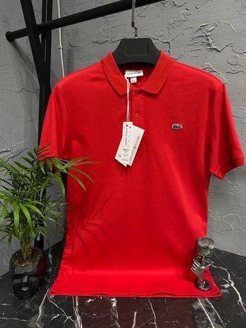 Поло лакоста|95%хлопок|купить мужскую футболку|lacoste polo|футболки