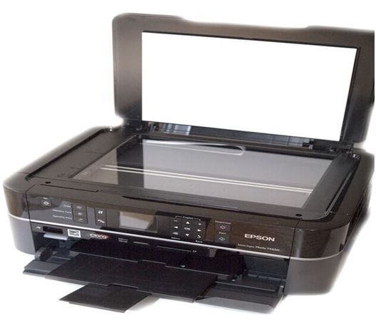 Принтер Epson Stylus Photo TX650 + СНПЧ + краски