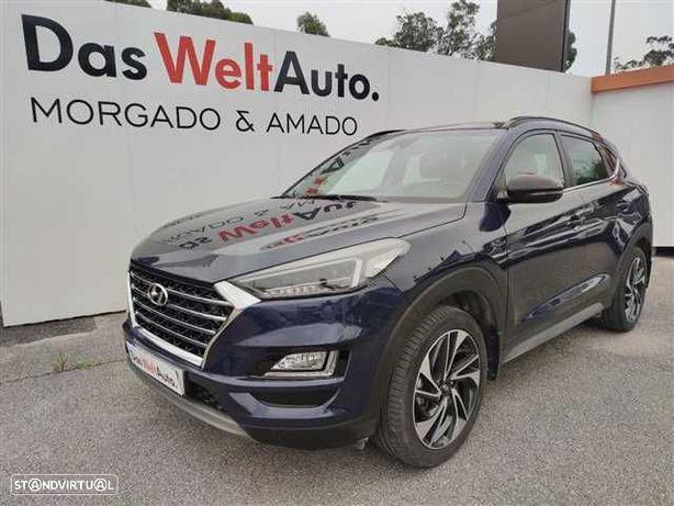 Hyundai Tucson 1.6 CRDi Premium +P.Pe.+P.Style Plus