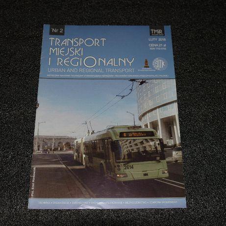 Transport Miejski Regionalny 2018 nr 2
