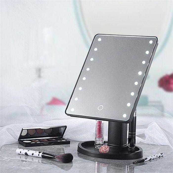 Зеркало настольное с подсветкой LED – бренд Large Led Mirror Харьков - изображение 1