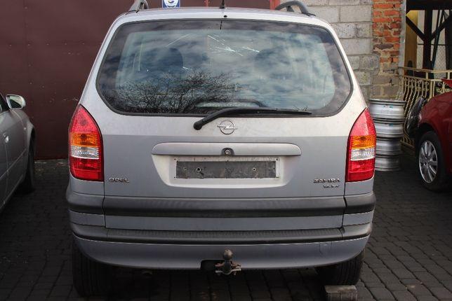 Opel Zafira - zderzak tył