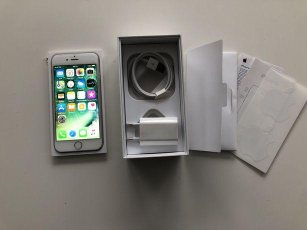iPhone 6 silver srebrny NOWY