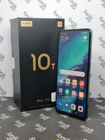 Xiaomi M10T PRO 5G 8/256GB Szary / Snap 865 / Aparat 108MPX / Jak NOWY