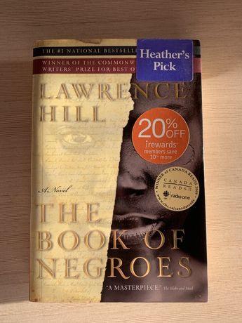 The book of negroes - Lawrence Hill - ksiązka anglojęzyczna