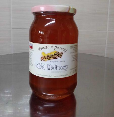 Miód Malinowy 1.2 kg