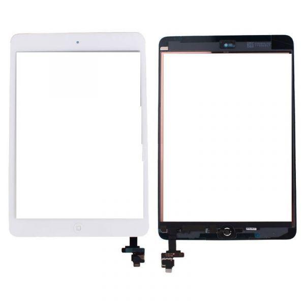 Touch screen ecra / vidro / Apple iPad 1,2,3,4, Air 1, mini 1, 2,3 Rio Tinto - imagem 1