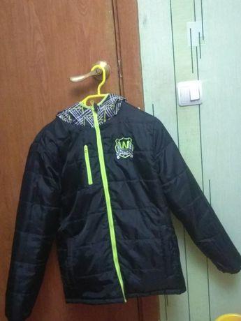 Куртка двухсторонняя bpc .