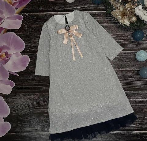 Нарядное платье размер 146