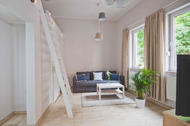 Nowe, urządzone Apartamenty 18-55 m2