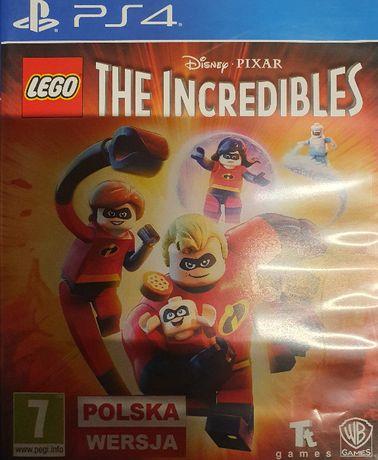 Lego złoczyńcy i niemamocni gry PS 4